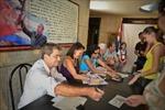 Cuba tổ chức bầu cử Quốc hội vào 2/2013