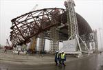 Hạ vòm phủ 'nấm mồ' Chernobyl
