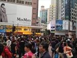 Du khách đến Hong Kong tăng dù kinh tế ảm đạm