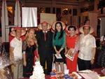 Hội chợ từ thiện của CLB Phu nhân lãnh sự tại TP.HCM