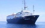 Phản đối tàu Trung Quốc làm đứt cáp tàu Bình Minh 02