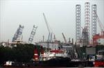 Tai nạn tại xưởng đóng tàu ở Singapore, 40 người bị thương