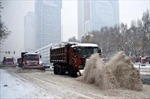 Tuyết rơi gây thiệt hại lớn ở châu Âu và Trung Quốc