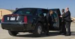 Xe Cadillac của Obama hay… xe tăng!