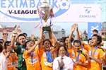 V-League không có chỗ ở AFC Champions League