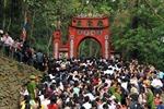 Hội tụ sức mạnh văn hóa tâm linh của người Việt