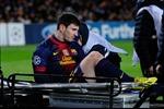 Lionel Messi: Chấn thương không nghiêm trọng