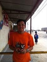 Chàng trai Việt sang châu Phi mở quán game