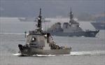 Nhật điều tàu khu trục chặn tên lửa Triều Tiên