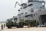 Nhật chuẩn bị khả năng bắn tên lửa Triều Tiên