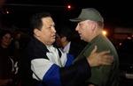 Tổng thống Chavez xuất hiện trên truyền hình sau đợt điều trị tại Cuba