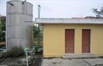 Trạm xử lý nước thải tiền tỷ bị bỏ hoang