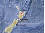 Động đất 6,3 độ richter rung chuyển New Zeland