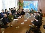 Nhật hoàn tất triển khai lực lượng đối phó Triều Tiên