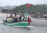 Cửa biển Sa Huỳnh lại bồi lấp nặng