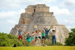 """Du lịch Mỹ Latinh háo hức chờ """"Ngày tận thế"""""""