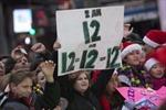Ngày 12/12 trên khắp thế giới qua ảnh