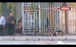 Thanh niên Syria liều mạng cứu người trong làn đạn
