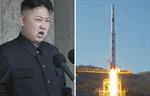 Ông Kim Jong Un trực tiếp chỉ đạo vụ phóng vệ tinh ngày 12/12