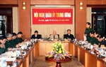 Hội nghị Quân ủy Trung ương họp phiên cuối năm