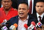 Thái Lan xét xử thủ lĩnh 'Áo Đỏ'