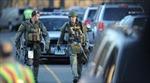 Hiện trường vụ xả súng trường học tại Mỹ