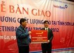 VietinBank bàn giao xe cứu thương chất lượng cao tại Sơn La