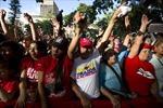 Tổng thống Chavez trở lại điều hành chính phủ