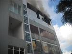 Điều tra vụ cháy Trung tâm thương mại ở Hà Tĩnh