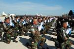 Campuchia gửi 218 quân nhân tới Lebanon