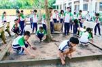 Hậu Giang đẩy mạnh vệ sinh trường học