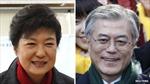 Bà Park Geun Hye thắng cử Tổng thống Hàn Quốc
