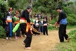 Người Mông ở Hua Rốm (Điện Biên) vui Tết cổ truyền