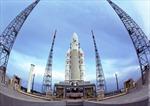 Châu Âu phóng hai vệ tinh viễn thông
