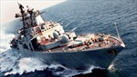 Nga đưa tàu chiến đến Iran