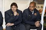 Barcelona mời Guardiola trở lại?