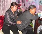 Tiễn đưa người tử nạn trong vụ lật xe tại Lào