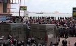 Thông qua hiến pháp mới, Ai Cập vẫn chia rẽ