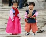 Tỷ lệ sinh ở Hàn Quốc tăng 6 tháng liên tiếp