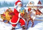 Theo dõi hành trình của Ông già Noel qua Internet