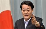 Đảng Dân chủ Nhật Bản bầu chủ tịch mới