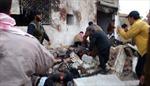 Nga sẵn sàng đối thoại với tất cả các bên tại Syria