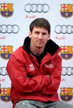 Sợ người Nga, Barca gia hạn gấp với Messi