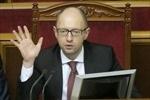 Thủ tướng Ukraine kêu gọi nhanh chóng thành lập chính phủ