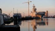 Nga có thể tự đóng tàu chiến Mistral