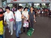 Ấm tình người Việt ở Nga