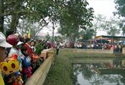 Độc đáo chợ đình Bích La- Quảng Trị