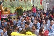 Ngày xuân đến chùa Non cầu an