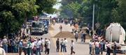 Tài xế xe tải Colombia đình công đòi giảm giá nhiên liệu