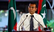 Maldives bắt giam cựu Tổng thống